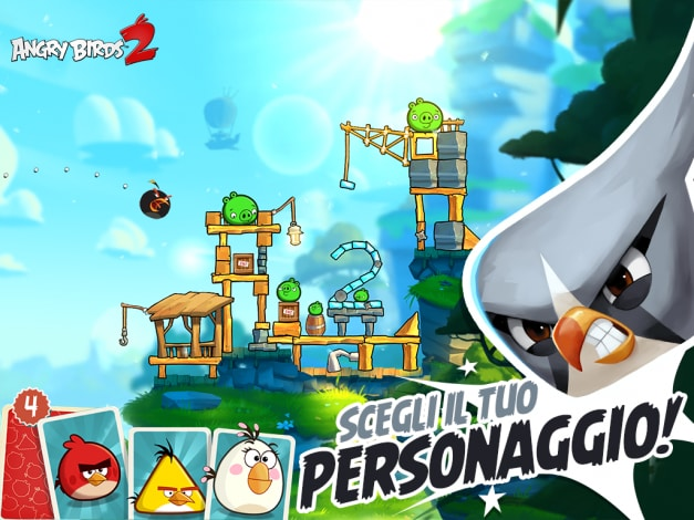 Angry Birds 2 Android - 2