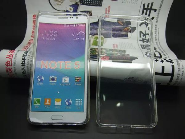 Samsung Galaxy Note 5 avrà uno schermo da 5.9 pollici? (foto)