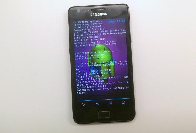 CM 12.1 Samsung Galaxy S II