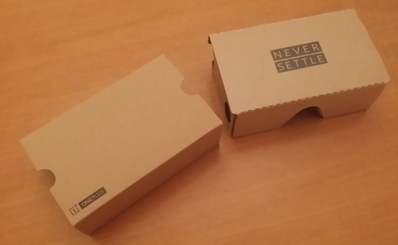 Cardboard OnePlus - 2