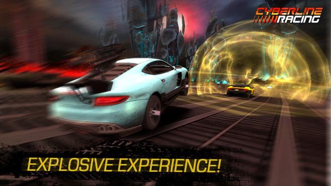 Cyberline Racing - 1