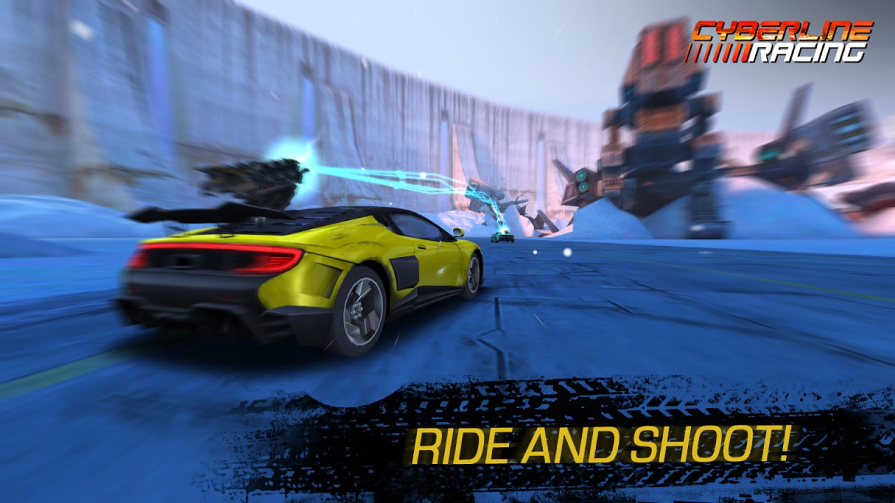 Cyberline Racing - 5