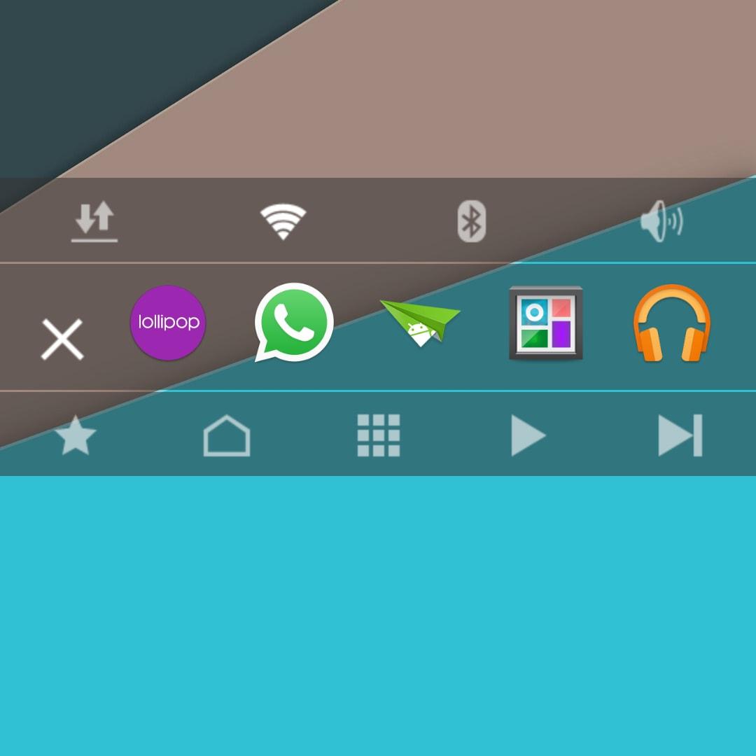 Azioni rapide in stile Note Edge per ogni dispositivo (foto e video)