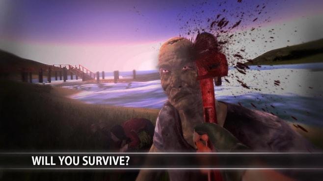 Experiment Z - Zombie Survival - 1