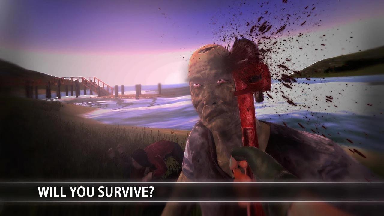 Experiment Z – Zombie Survival – 1