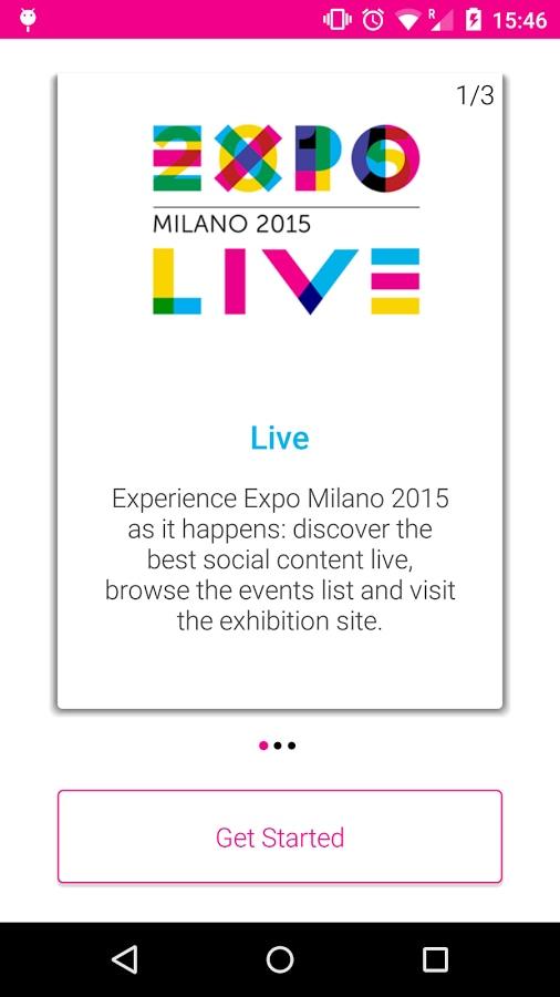 Expo Live – 1