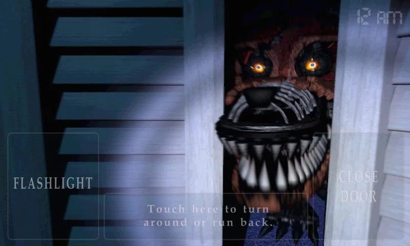 Five Nights at Freddy's 4 disponibile su Android, anche in versione demo gratuita