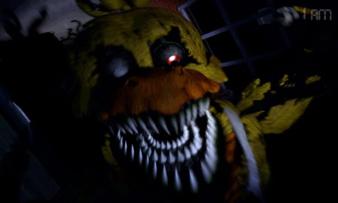 Five Nights at Freddy's 4 - 3