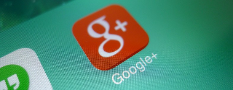 Google+ Plus icona