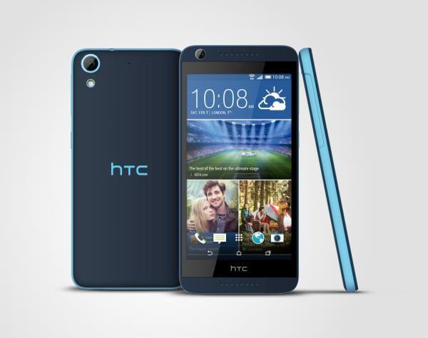 HTC Desire 626 è un nuovo mid-range fotografico, in arrivo da settembre (foto)