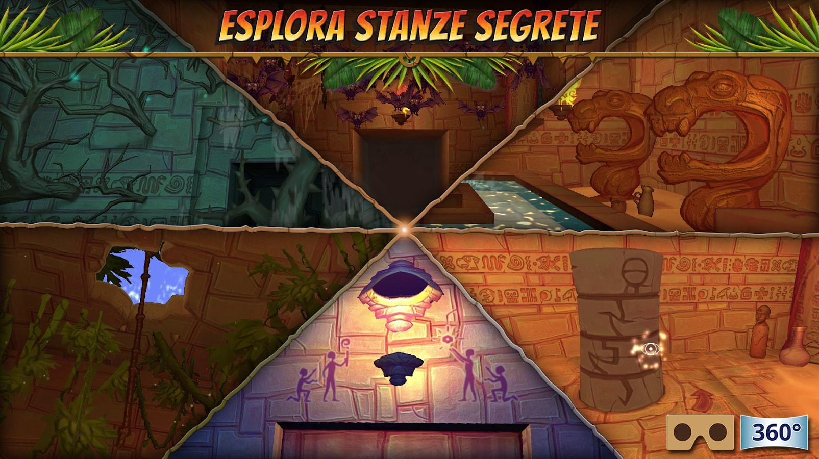 Hidden Temple – VR Adventure – 2