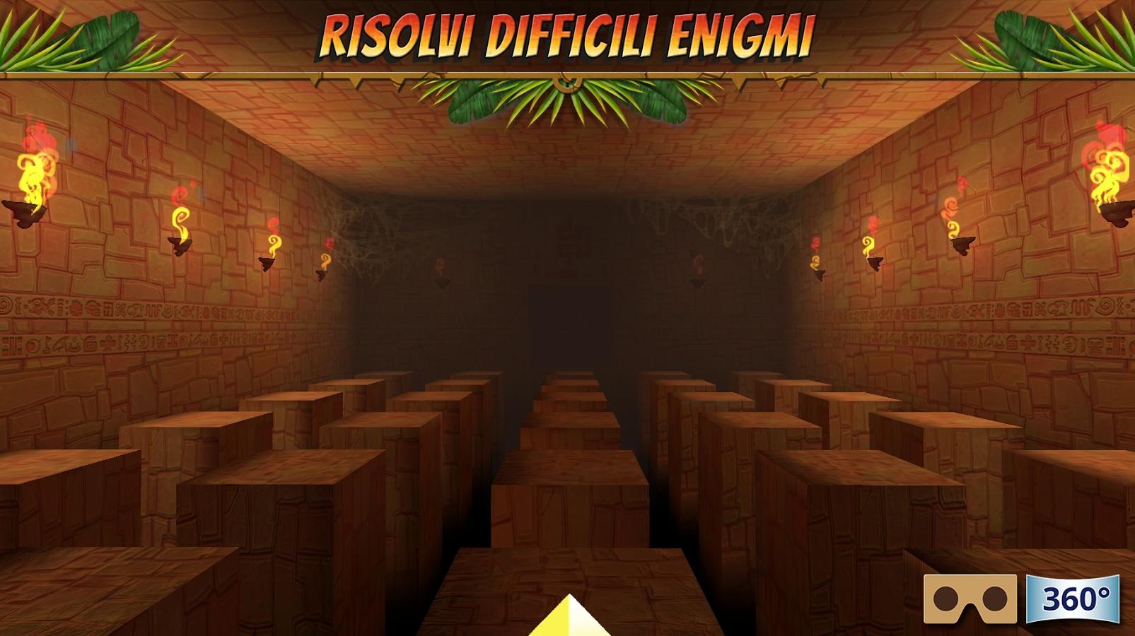 Hidden Temple – VR Adventure – 4