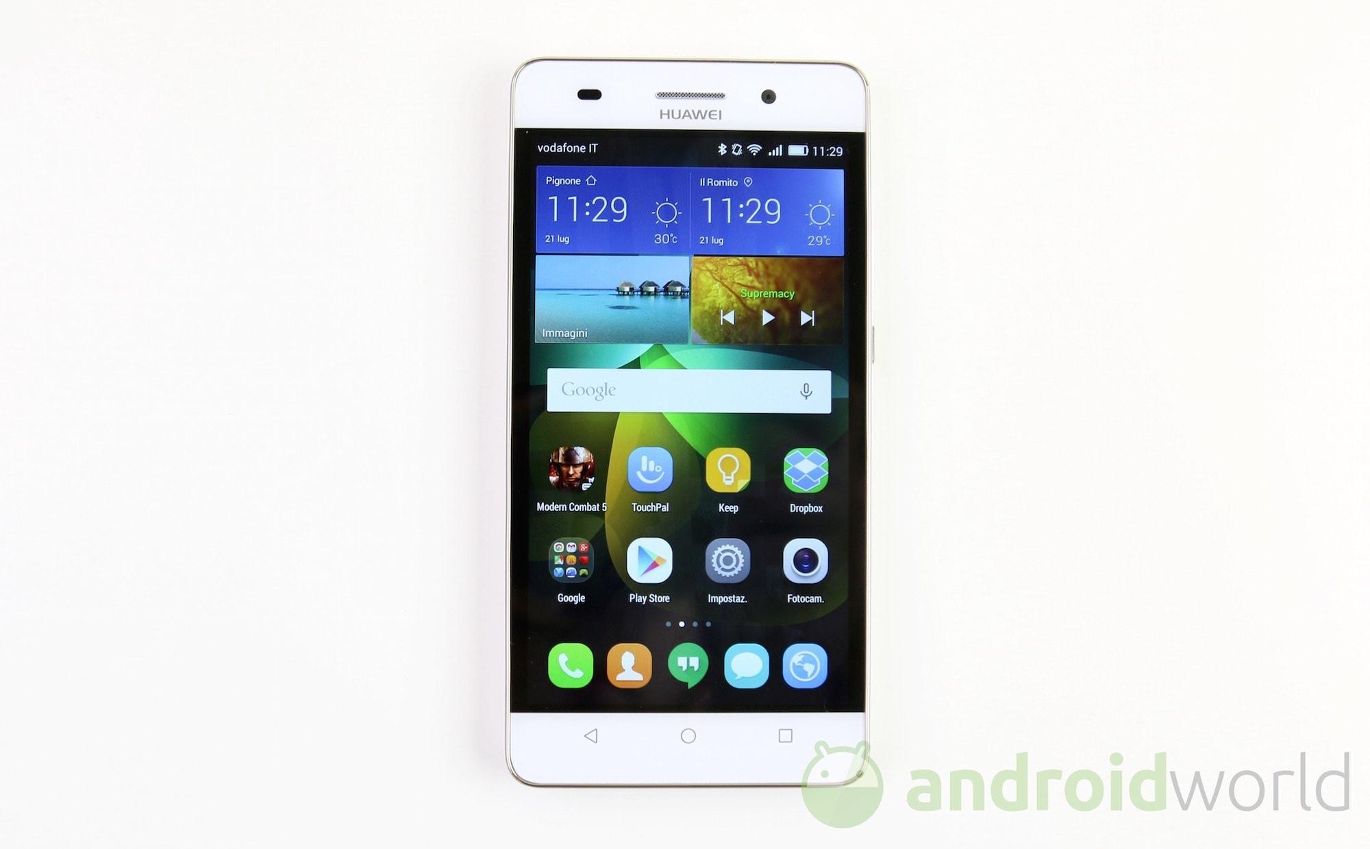 Huawei G Play Mini  – 1