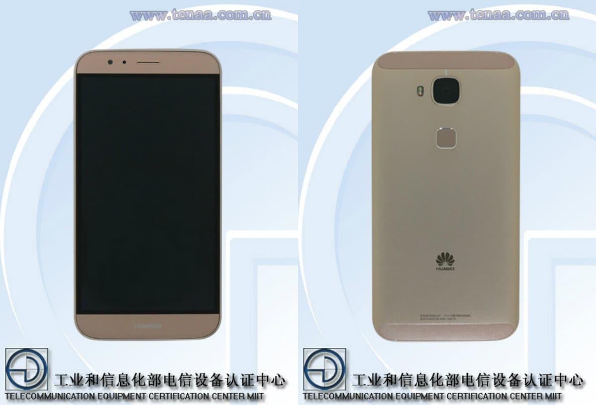 Huawei G8 TENAA - 1