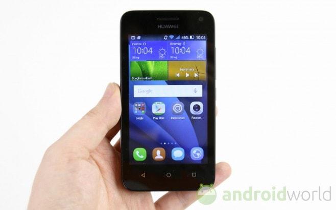 Huawei Y3  - 7
