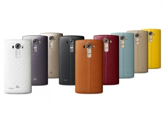 LG G4 Consumer Reports