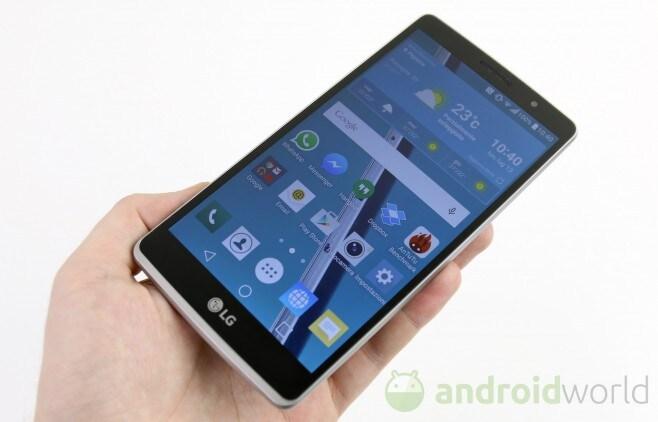 LG G4 Stylus  - 10