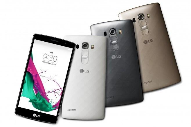 LG G4s render - 1