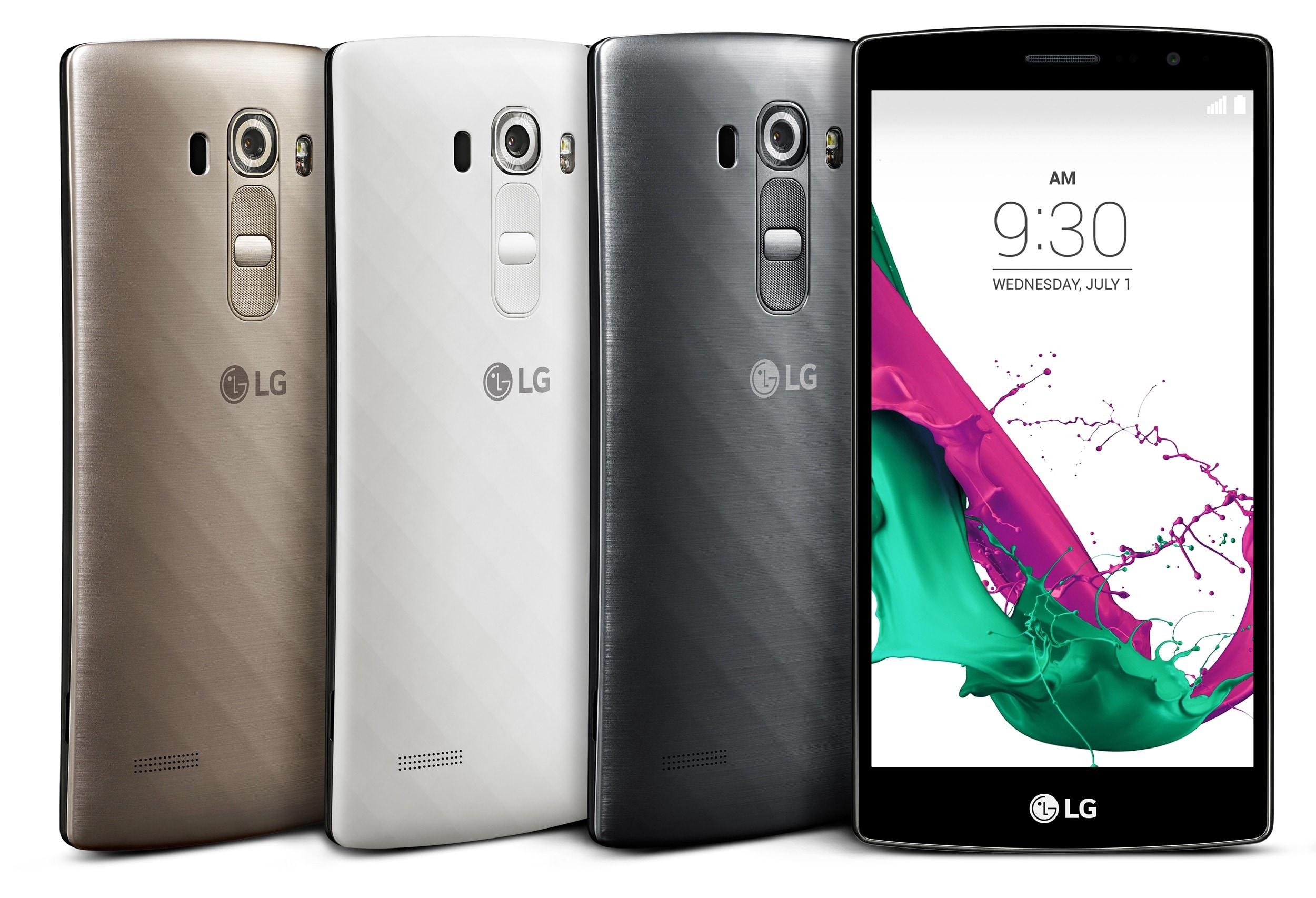 LG G4s render – 2