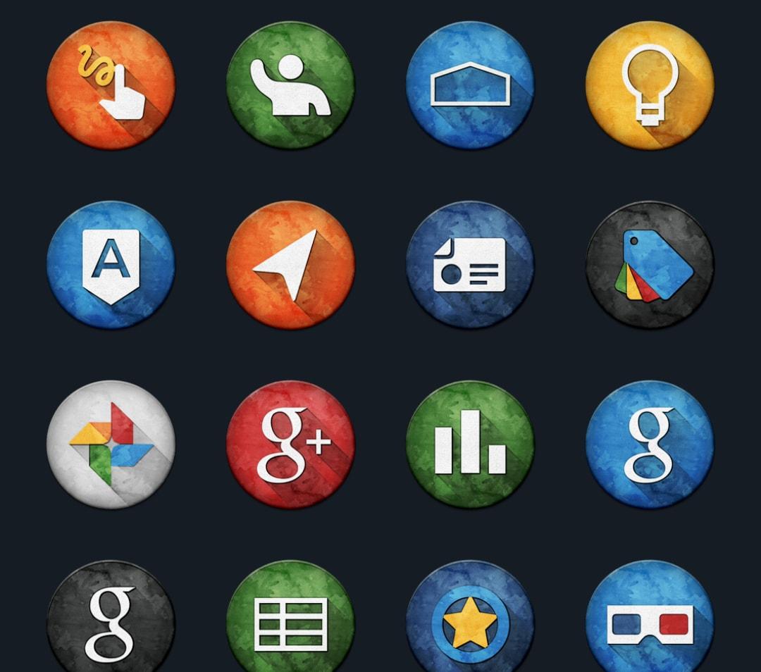 """Un icon pack """"dark"""" ricco e curato in ogni dettaglio: Marvak (foto)"""