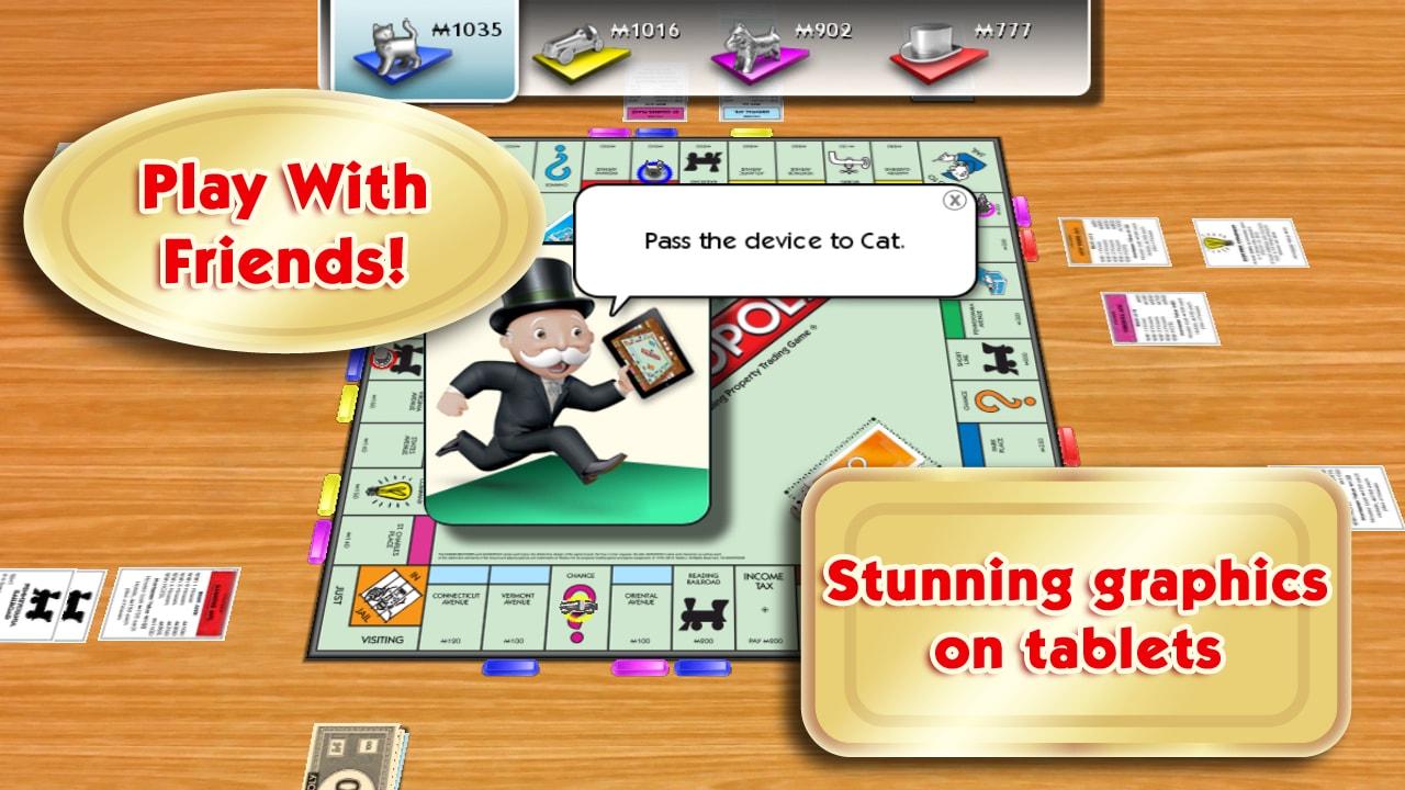 Monopoly – 1