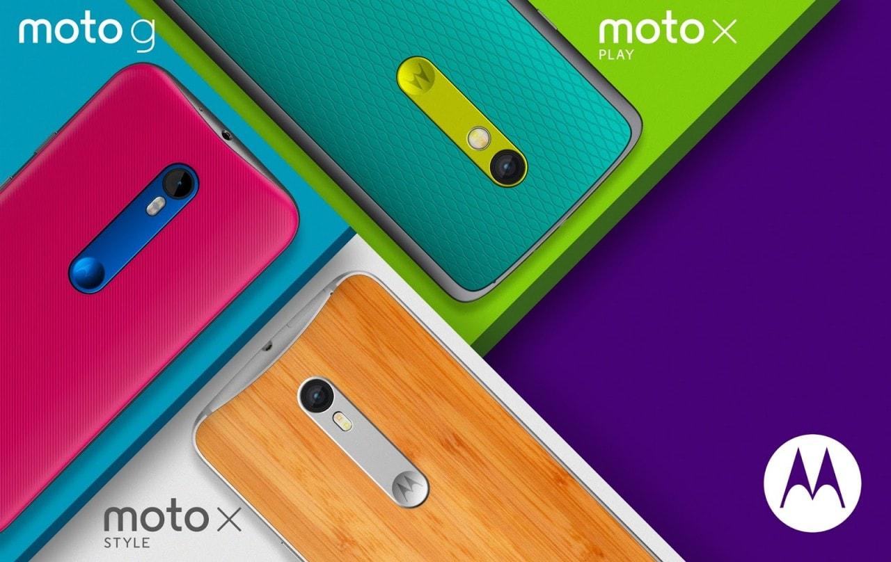 Moto X Style, Moto X Play e Moto G (2015): i prezzi ufficiali per l'Italia (spoiler: e non vi piaceranno!)