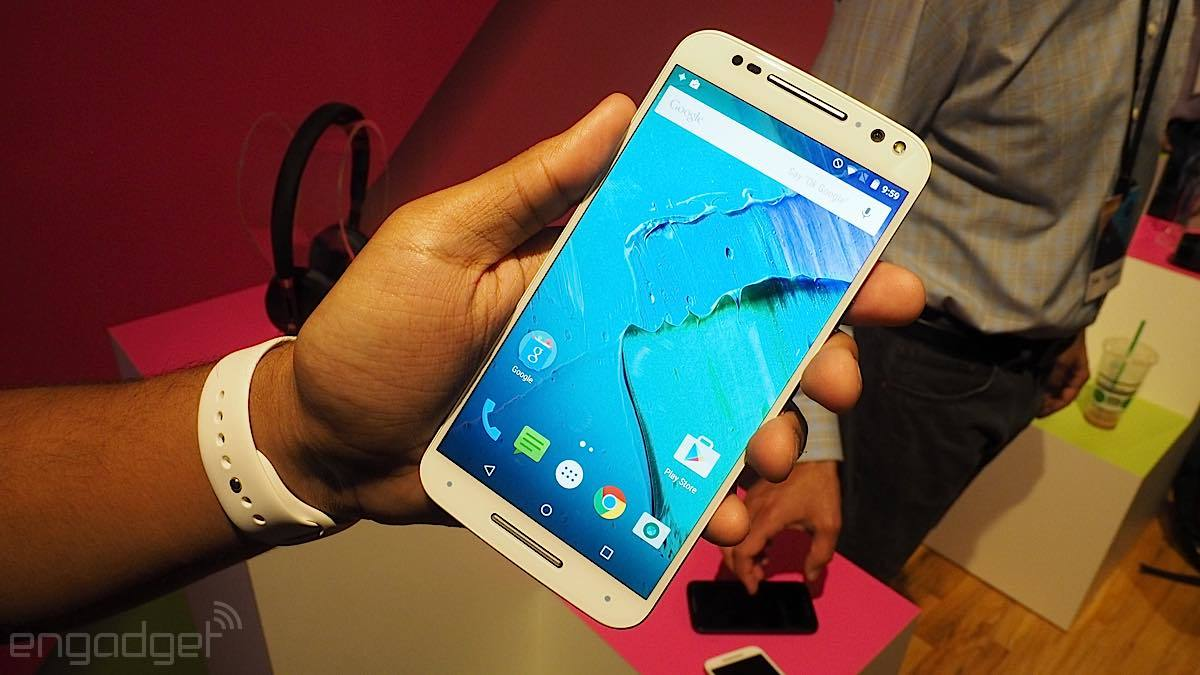 Motorola Moto X Style Hands-on 36