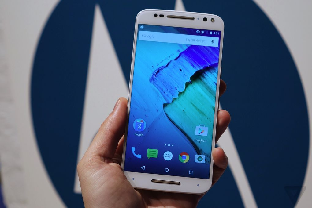 Motorola Moto X Style Hands-on 38