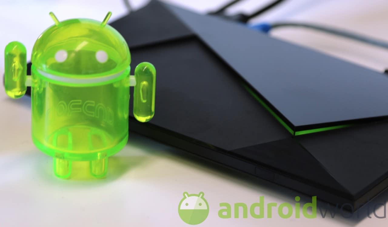 NVIDIA SHIELD Android TV (2015)