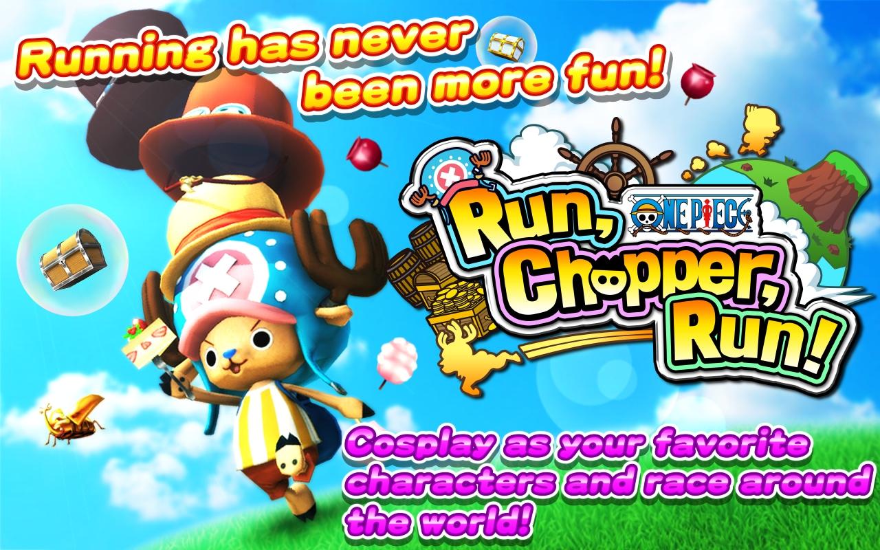 ONE PIECE Run, Chopper, Run! è il platform di Chopper di ONE PIECE! (download apk)