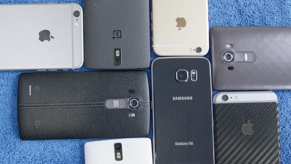 OnePlus 2 e altre fotocamere