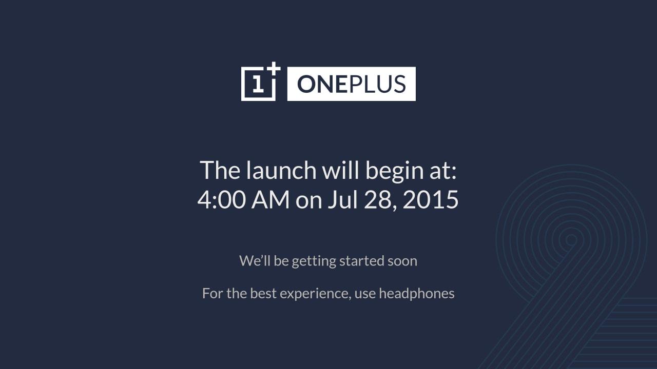 OnePlus 2 lancio
