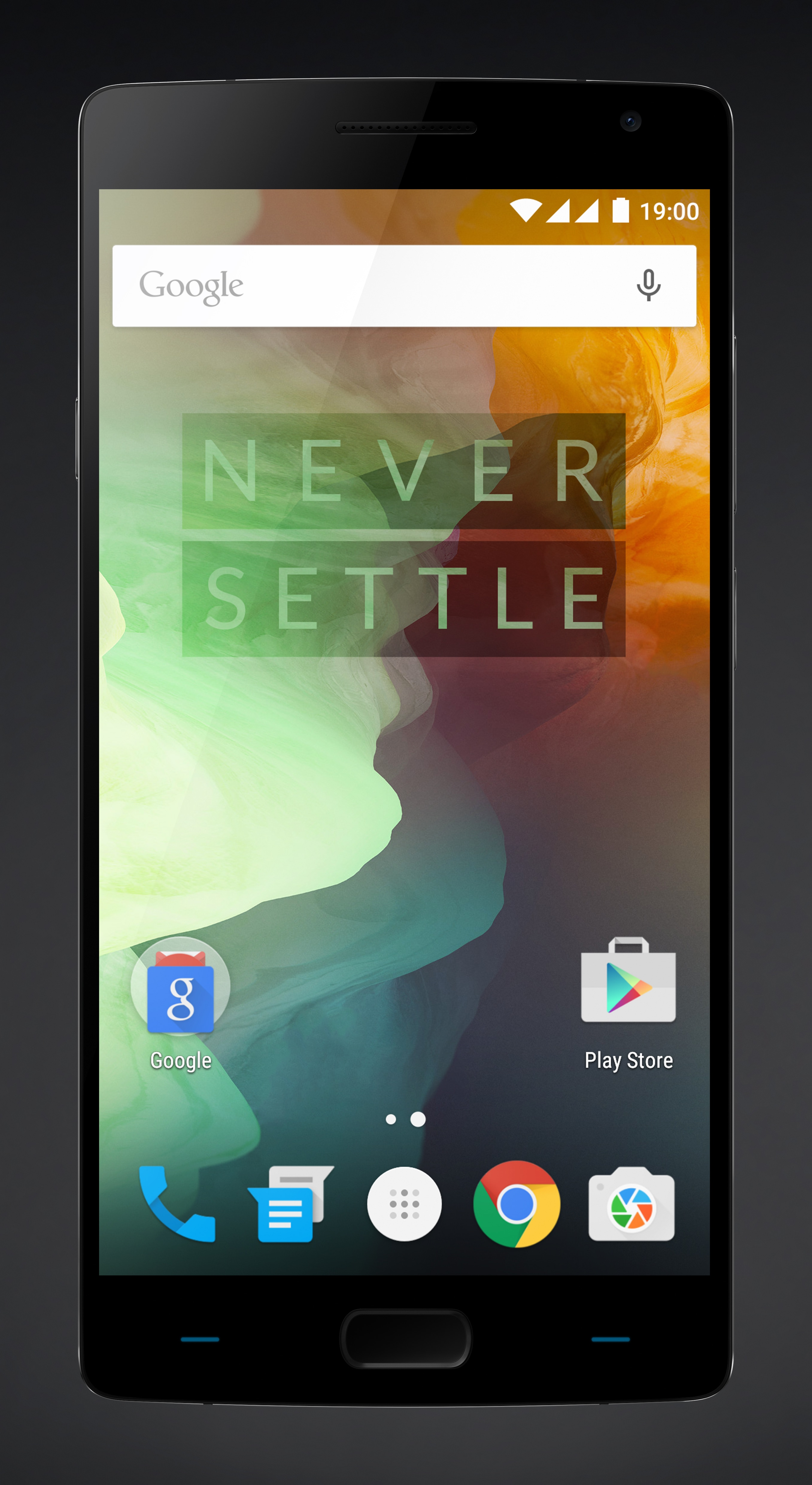 OnePlus 2 official render – 1