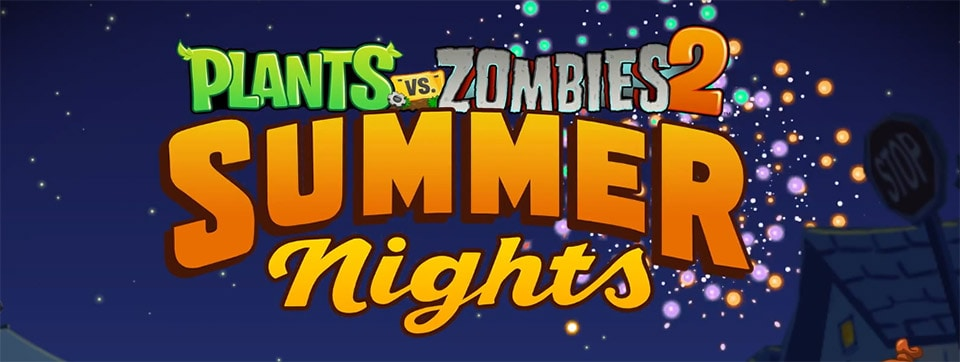 Plants-vs-Zombies-2-Summer-Nights-update-Android