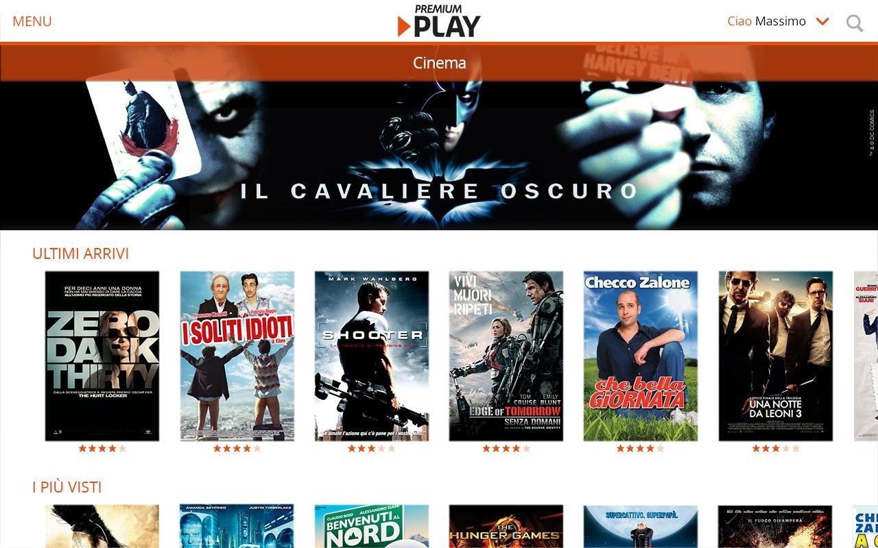 Date un'occhiata alla nuova app Premium Play, ora compatibile con smartphone e tablet! (foto)