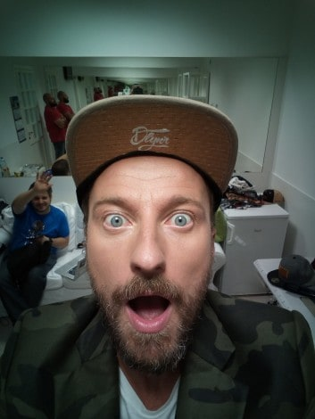 Primo Selfie (camera frontale) #ByStonexOne