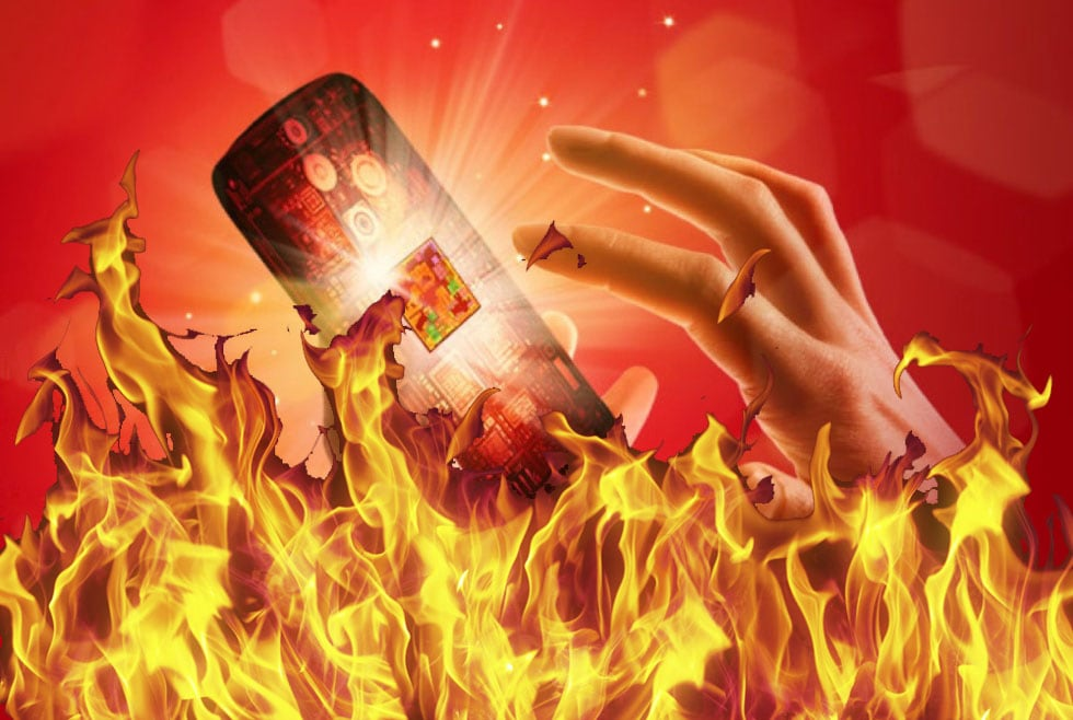 Qualcomm snapdragon overheating