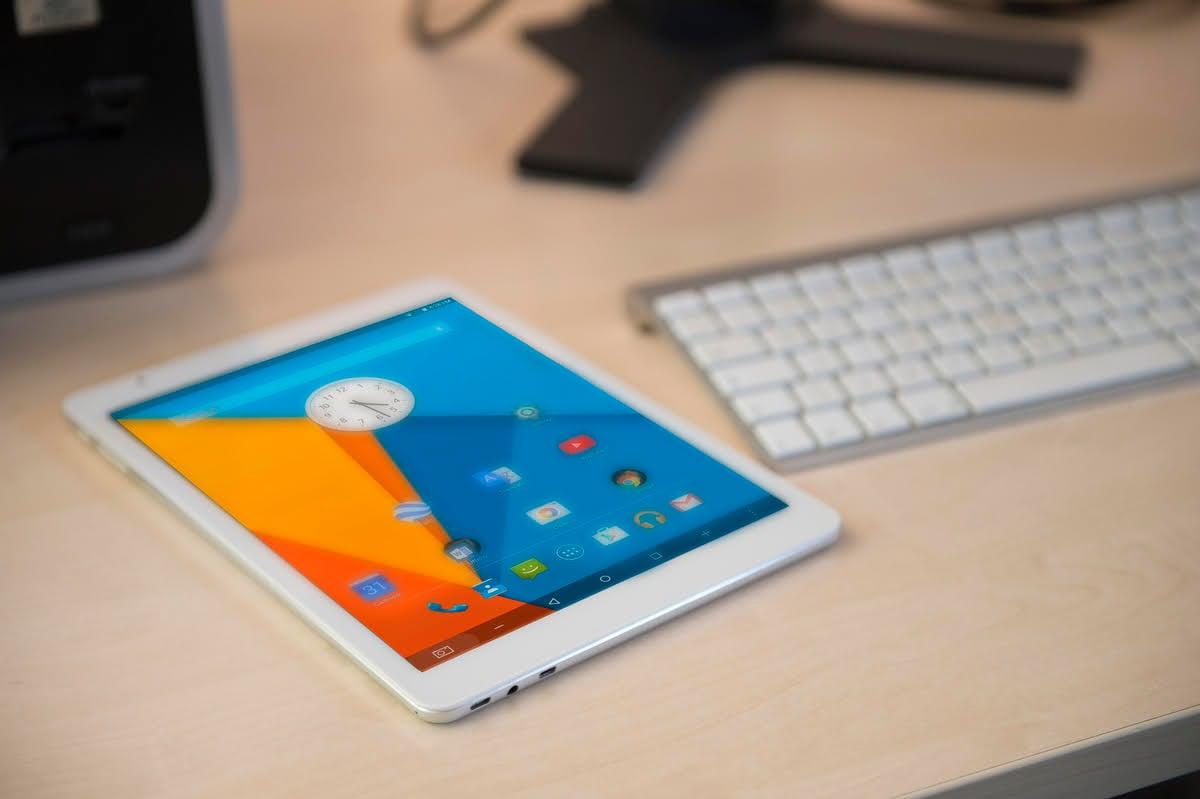 Remix OS arriva in Italia con il tablet Microtech e-tab (foto)