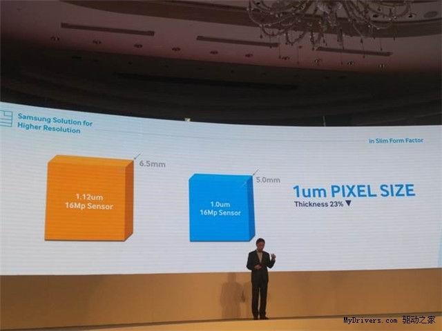 Samsung Galaxy A8 avrà un nuovo sensore da 16 megapixel ultra sottile
