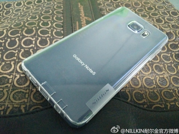 Samsung Galaxy Note 5 foto leaked - 1