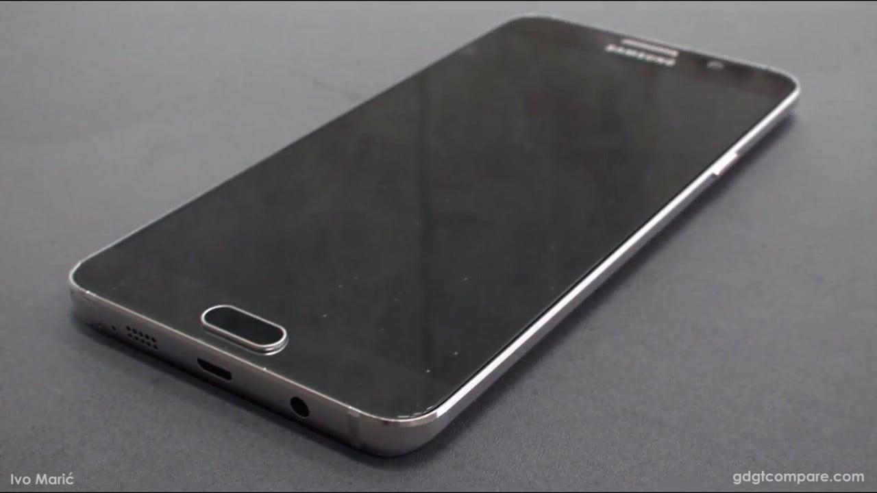 Galaxy Note 5 più veloce e sicuro e intanto Samsung Pay è vicino all'Europa