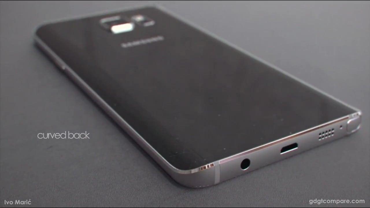 Samsung Galaxy Note 5 avrà un SoC Exynos 7422 e 4 GB di RAM?