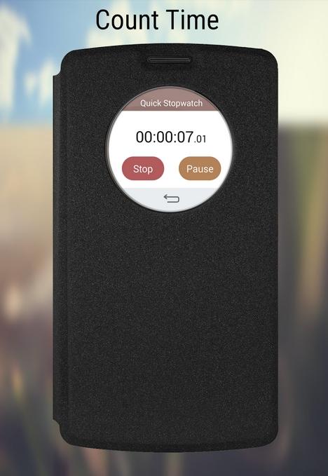 Quick Circle Apps: 14 nuovi moduli per Quick Circle su LG G4 (foto)
