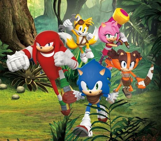 Sonic Dash 2: Sonic Boom è il nuovo gioco di SEGA (download apk)