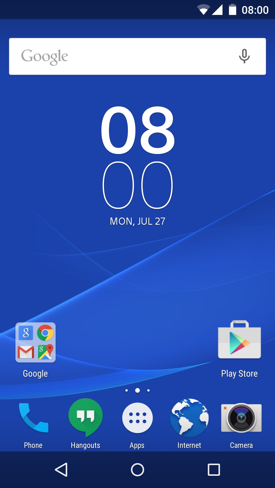 Sony Android Concept – 1