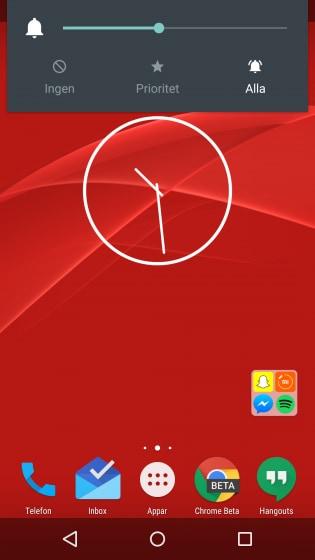 Sony Xperia Concept per Android – 1