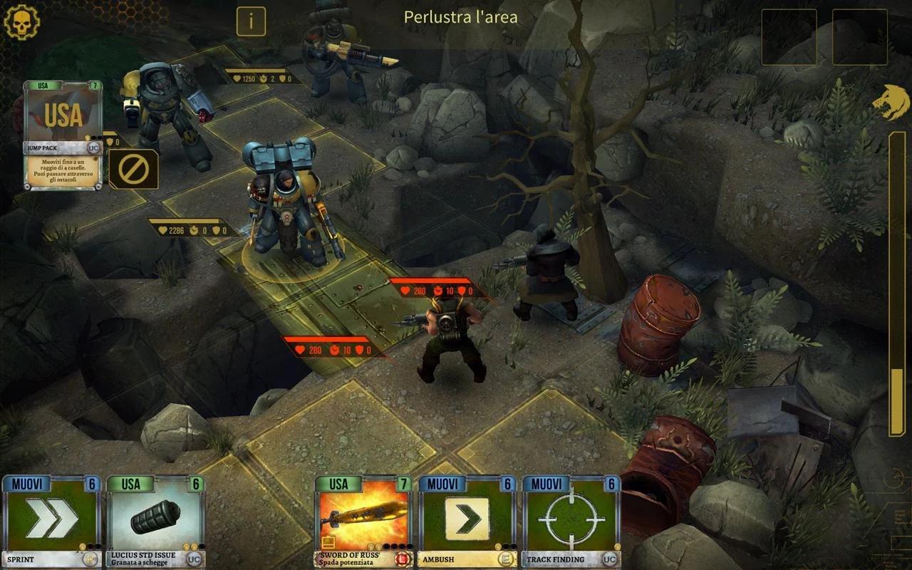 Warhammer 40000 Space Wolf – 4