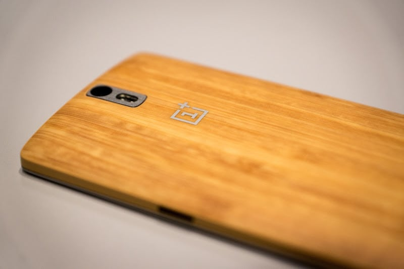 bamboo cover oneplus one
