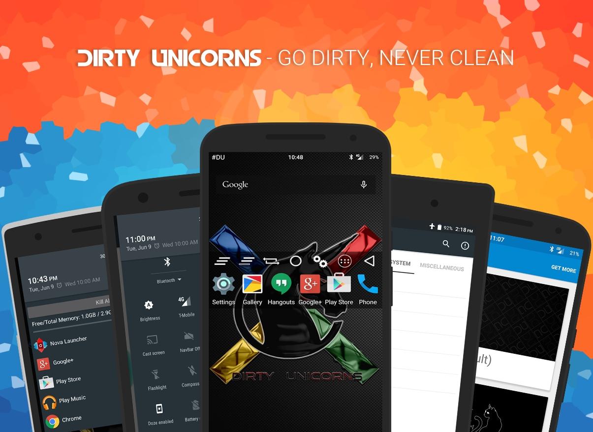 Dirty Unicorns con Android 5.1.1 su Galaxy S5 (guida)