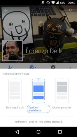 facebook segui